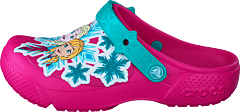 Crocs Fun Lab Frozen Clog K Candy Pink