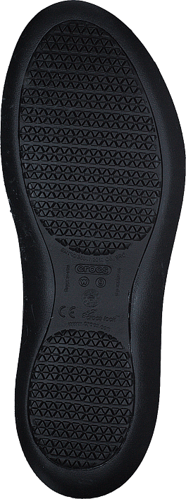 Crocs Atwork 2 Flat Black