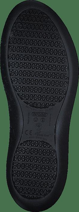 Kjøp Crocs Atwork 2 Flat Black Sko Online