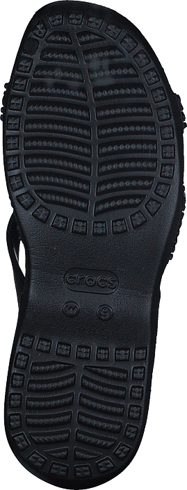 Crocs - Meleen Twist Diamante Sandal Black/black