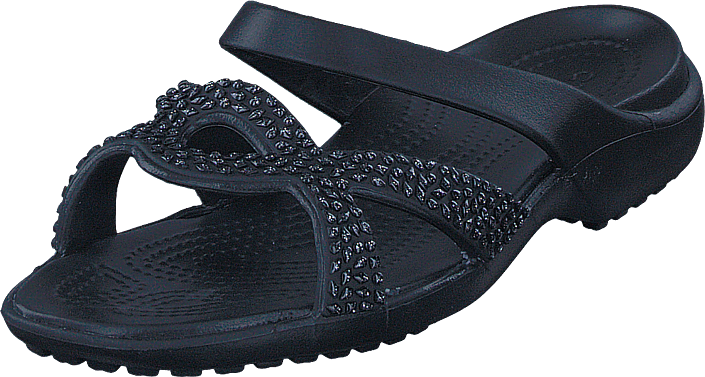 be1907756355 Buy Crocs Meleen Twist Diamante Sandal Black black black Shoes ...