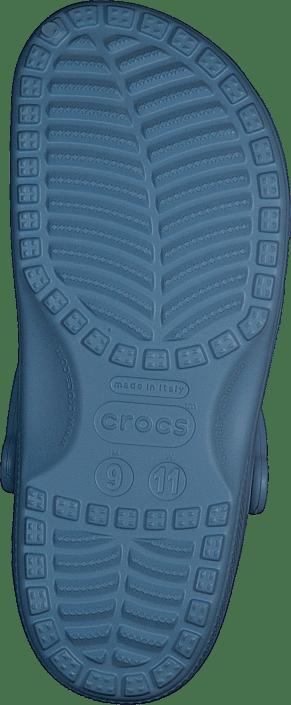 Kjøp Crocs Classic Chambray Blue Sko Online