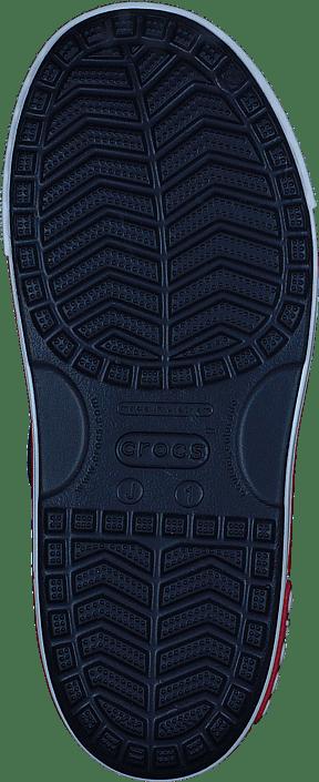 Crocband Ii Sandal Ps Navy/white