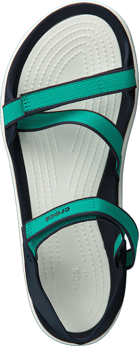 Crocs - Swiftwater Webbing Sandal W Tropical Teal