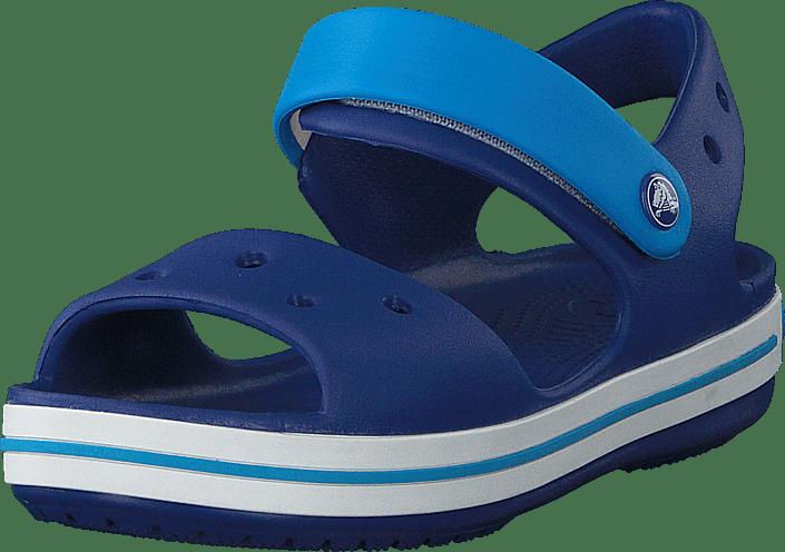 Crocs - Crocband Sandal Kids Cerulean Blue/ocean