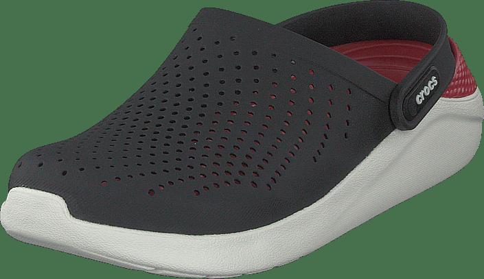 a11cfb190f4571 Buy Crocs Literide Clog Black white black Shoes Online