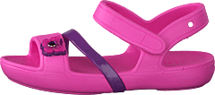 Crocs Lina Sandal K Party Pink