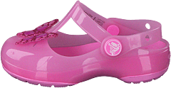 Crocs Isabella Emb Clog Ps Carnation