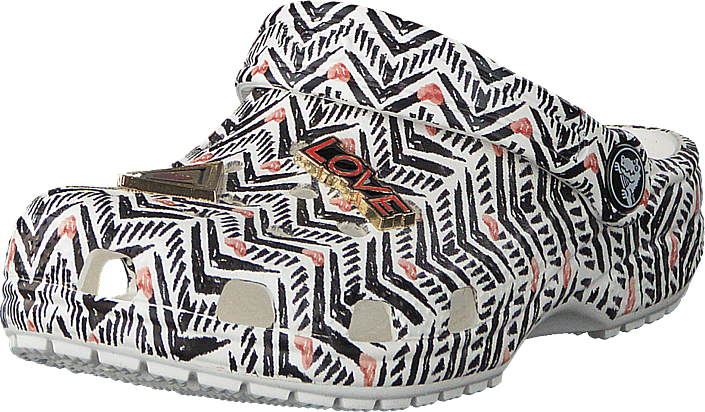 Crocs - Drew Classic Clog Tribal Chevron