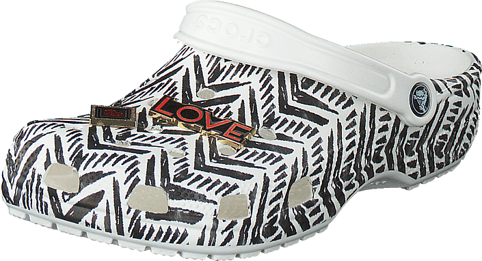 Crocs - Drew Classic Chev Chevron