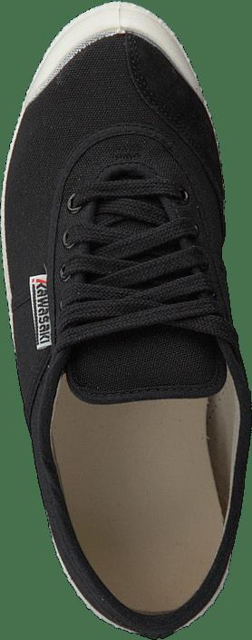 Kawasaki - Basic Shoe Black/white Outsole