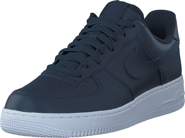 Air Force 1 '07 Obsidianobsidian white