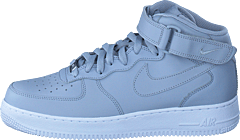 save off af023 d107d Nike - Air Force 1 Mid  07 Wolf Grey wolf Grey-white
