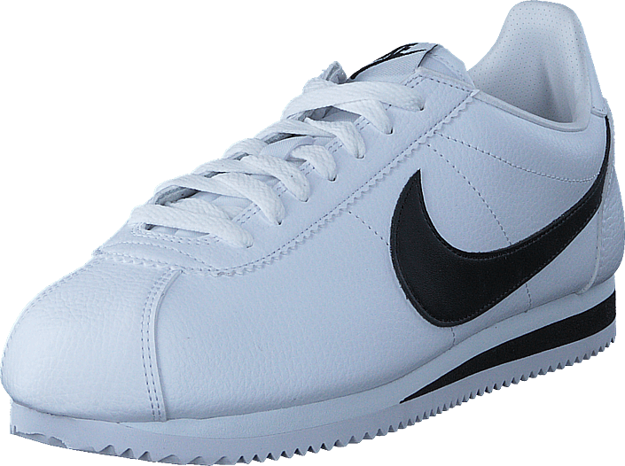 quality design 454f9 89cb1 Nike - Classic Cortez Leather White black