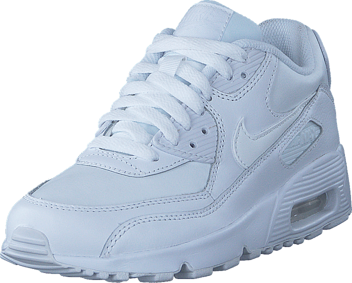 detailed look 045be d8024 Nike - Nike Air Max 90 Ltr (gs) White white