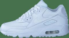Nike Air Force 1 (GS) Skor, VitaVita Vita Nike Dam Skor