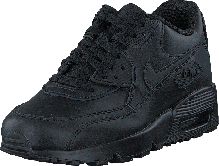 Nike Air Max 90 Ltr Gs Shoes (blackwhite anthracite)