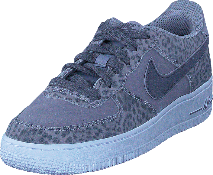 Nike - Nike Air Force 1 Lv8 (gs) Atmosphere Grey/gunsmoke-white