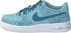 Nike Air Force 1 Lv8 (gs) Ocean Bliss/noise Aqua-white
