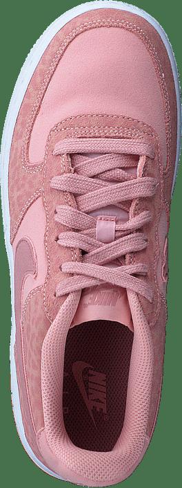 b54f773b75a Köp Nike Nike Air Force 1 Lv8 (gs) Coral Stardust rust Pink-white ...