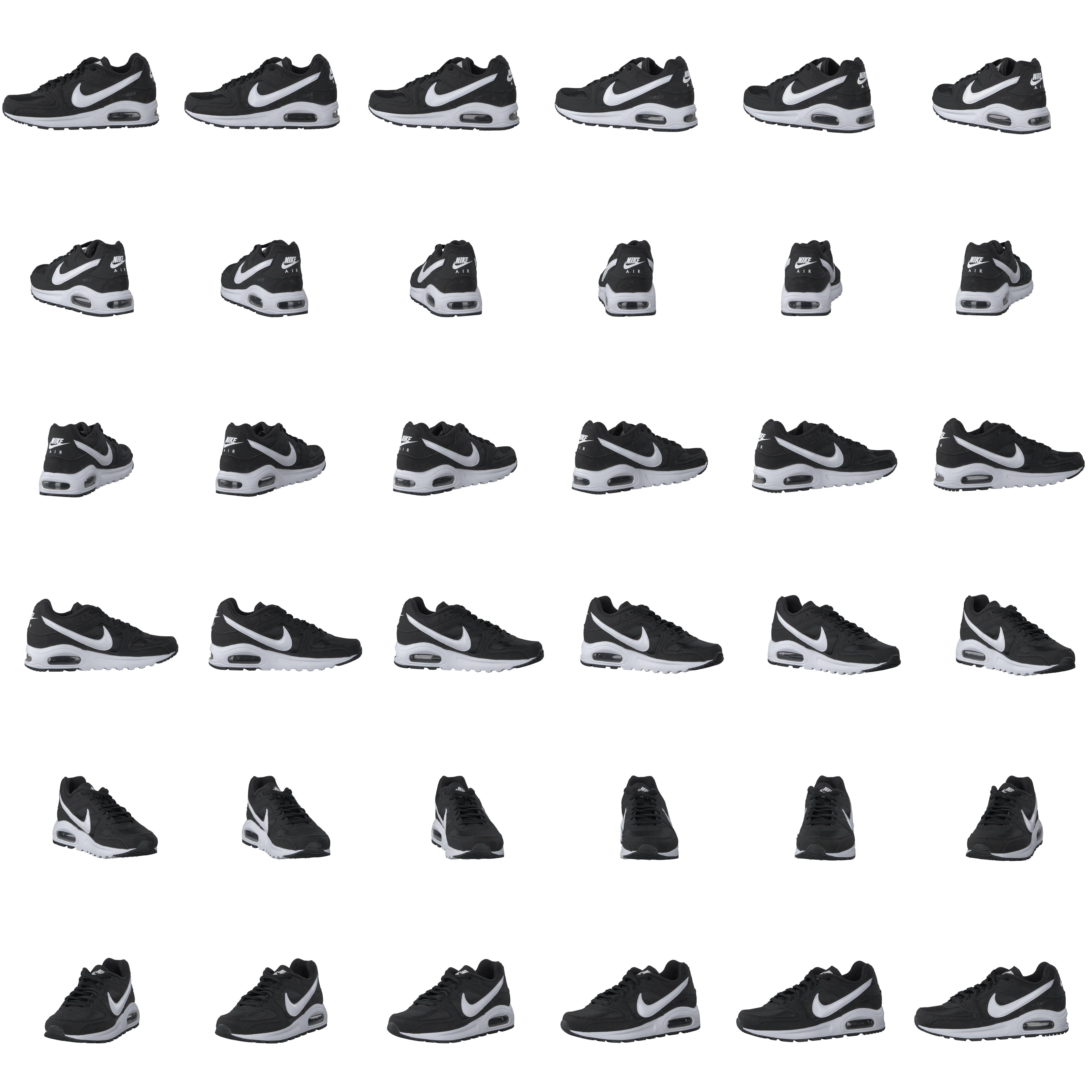 Kjøp Nike Air Max Command Flex Blackwhite white sko Online