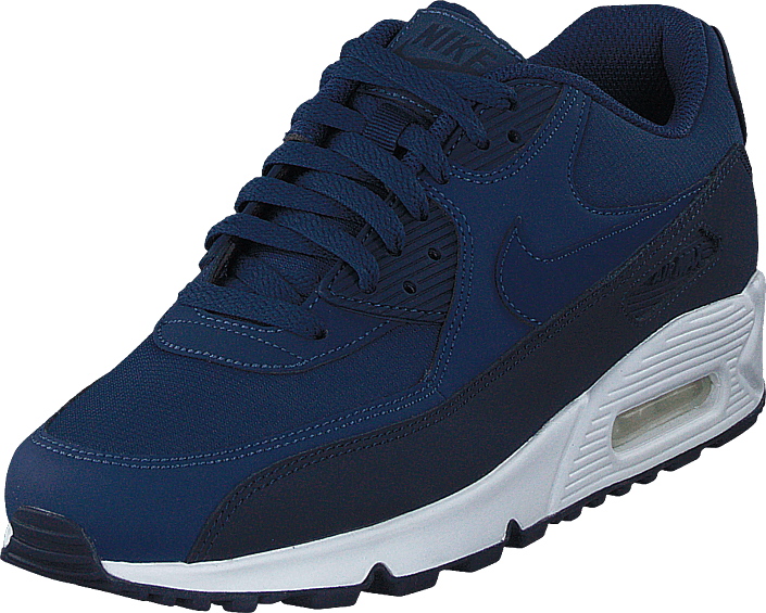 93a9b8e646b Nike Air Max 90 Essential Obsidian/navy-white