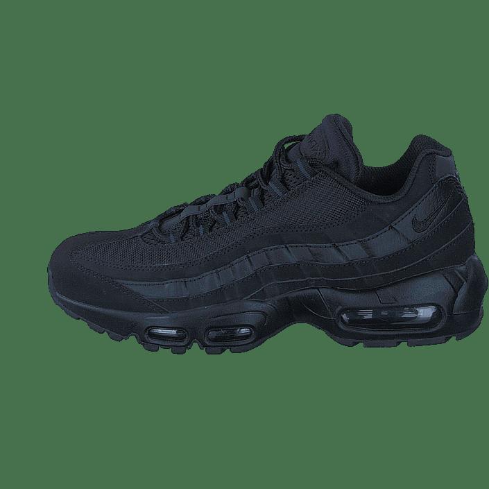Herr Nike Air Max 95 Vit Svart Blå Samling,ungefär 0 25