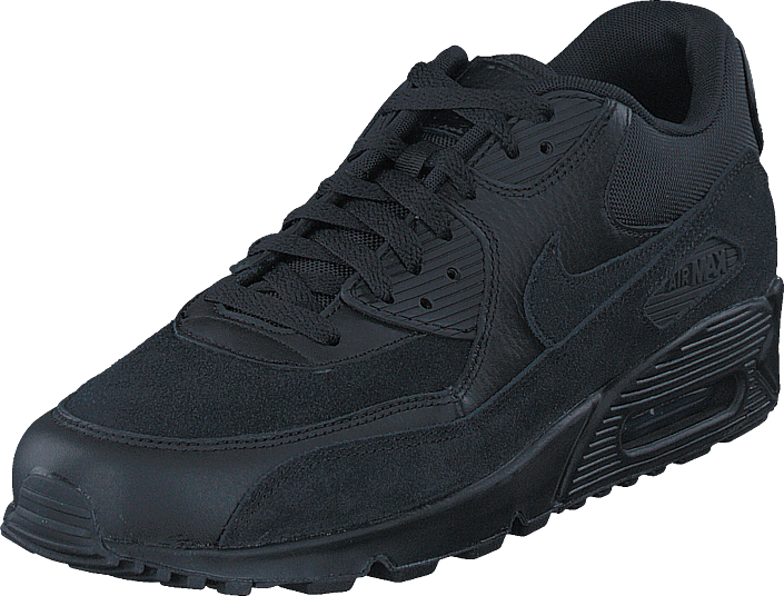 Nike - Men's Nike Air Max 90 Premium Black/black