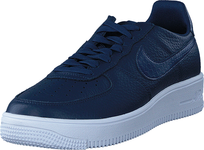 Ultraforce navy Nike 1 Sportsko white Blå Online Force Sneakers Og Sko Kjøp Air Navy qF4wxTTS6