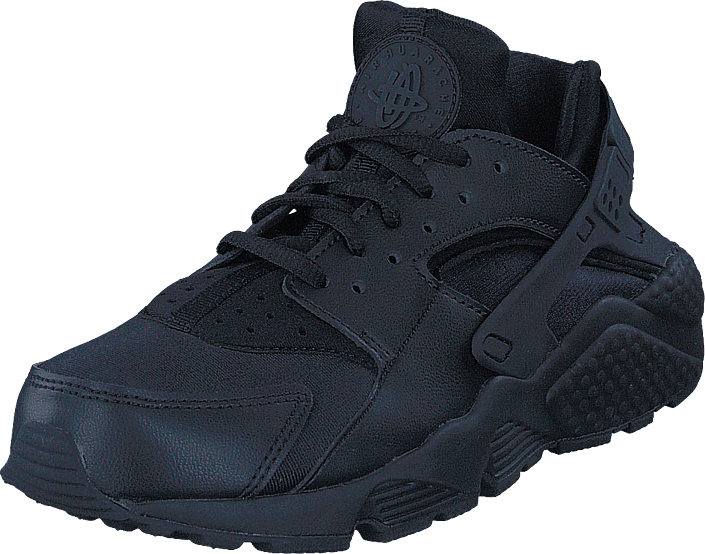 Nike - Wmns Air Huarache Run Black/black