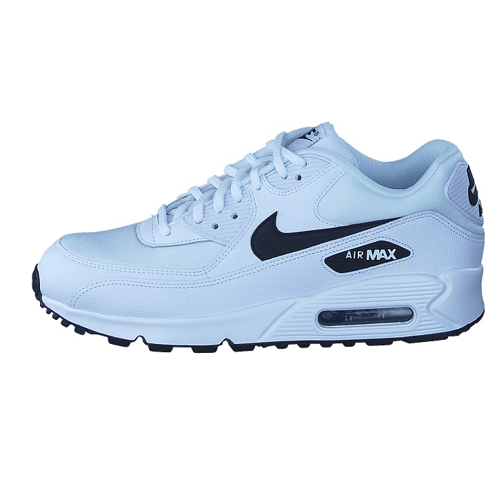 best value a5d87 3d5e9 Nike Wmns Air Max 90 White black weiße Schuhe Kaufen Online   FOOTWAY.de
