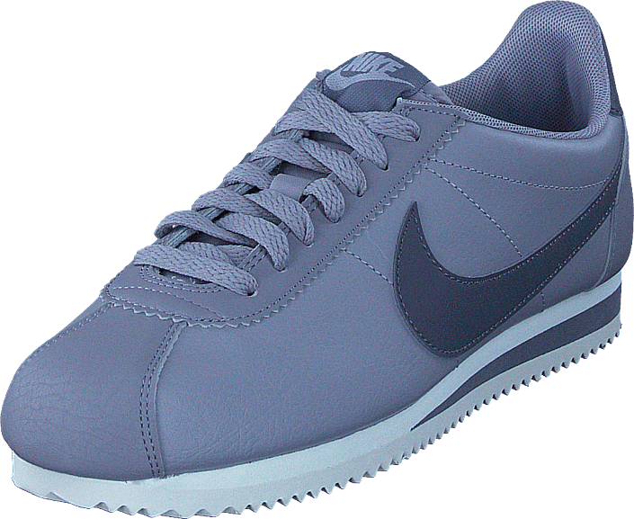 Classic gunsmoke Online Grey Sneakers Kjøp Atmosphere Leather Sko sail Wmns Nike Blå Cortez 0COTE