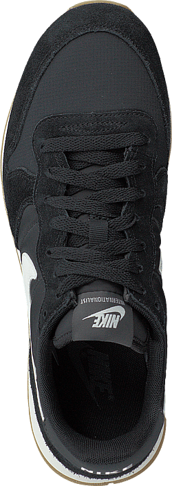Nike - Wmns Internationalist Black/white-anthracite-sail