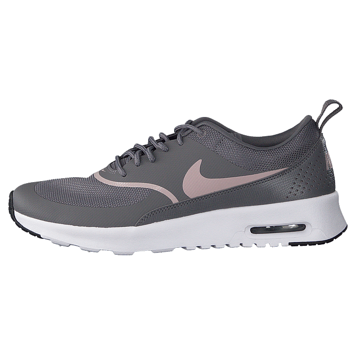low priced 5919a c3491 Buy Nike Wmns Nike Air Max Thea Gunsmoke particle Rose-black grey Shoes  Online   FOOTWAY.co.uk