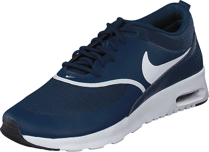 Nike - Wmns Nike Air Max Thea Navy/white-black