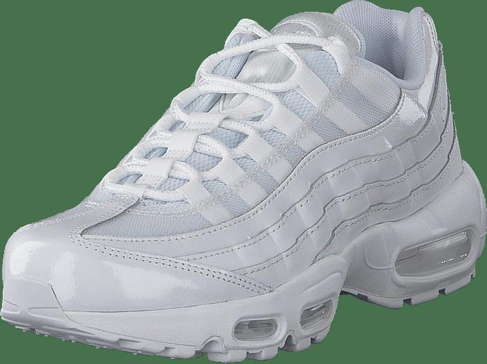 Women's Nike Air Max 95 White/white-white
