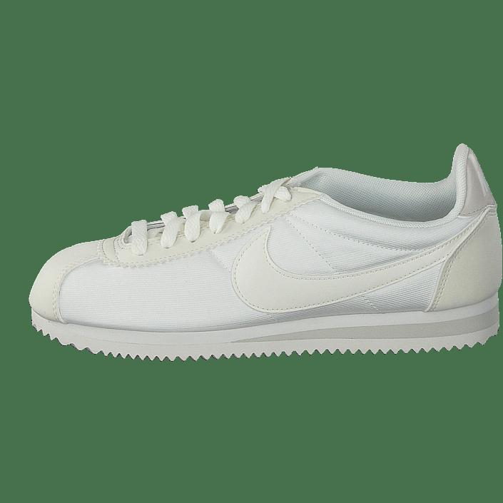 buy online ceb7a f00c6 ... spain kjøp nike wmns classic cortez nylon ivory grå sko online  footway.no 46c22 38efb