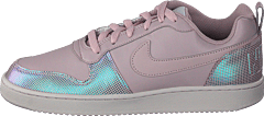 Wmns Nike Court Borough Se Particle Rose/rose-vast Grey