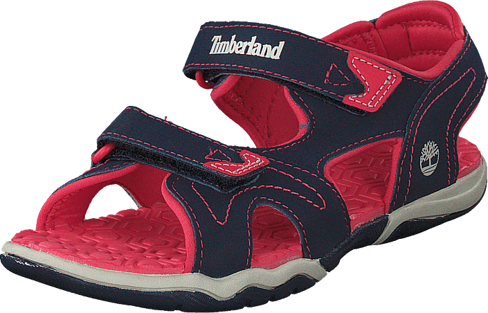 Timberland - Adventure Seeker 2-strap Black Iris