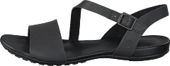 Cranberry Lake Sandal Black