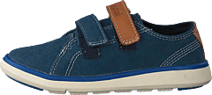 Gateway Pier H & L Oxford Midnight Navy Canvas