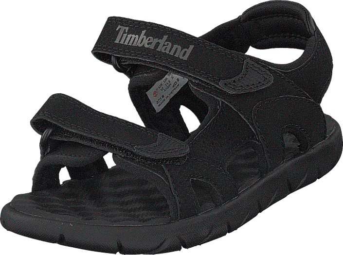 Timberland - Perkins Row 2-strap Blackout
