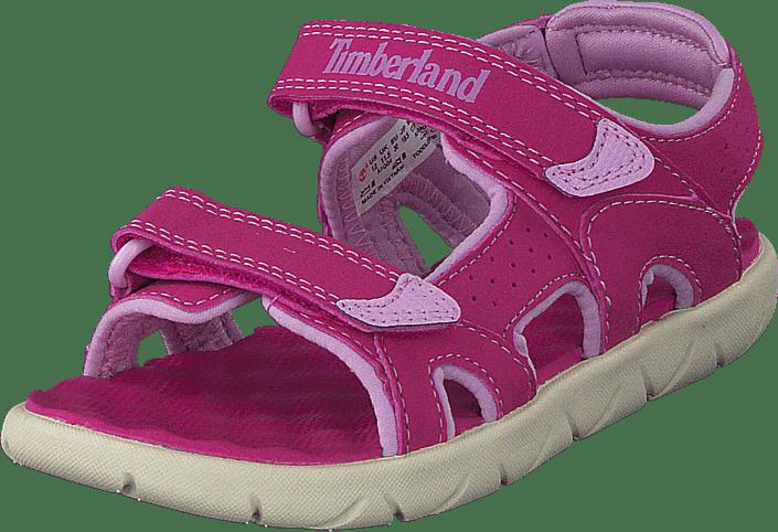 Perkins Row 2-strap Pink