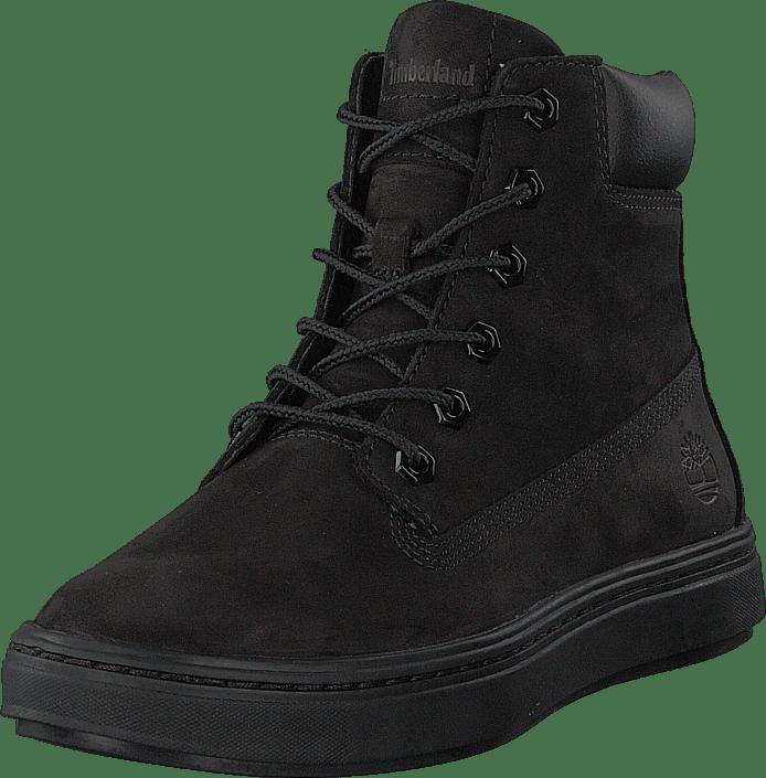 Sorte 6 Nubuck Timberland Inch Sko Online Kjøp Blackout Londyn Sneakers w4YE4qS