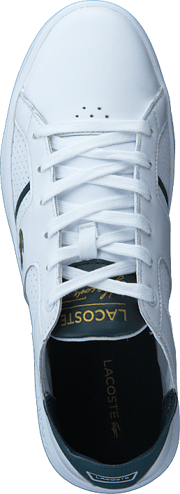Lacoste - Novas Ct 118 1 Wht/dk Grn