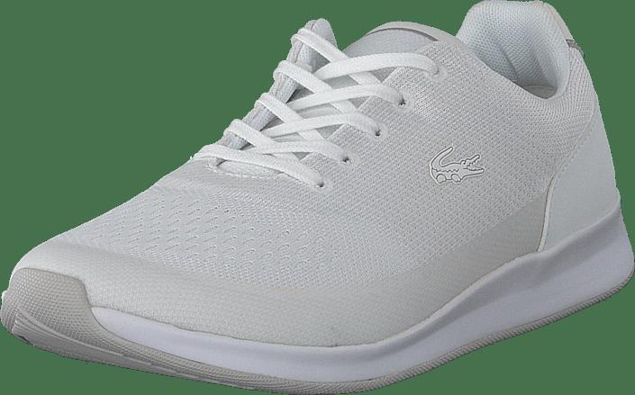 6cea6b076d Acheter Lacoste Chaumont 118 3 Wht/off Wht blancs Chaussures Online ...