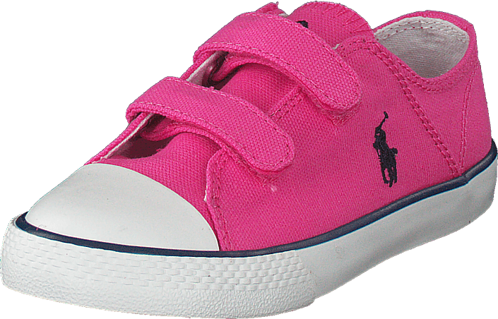 Ralph Lauren Junior - Darian Ez T Pink Canvas
