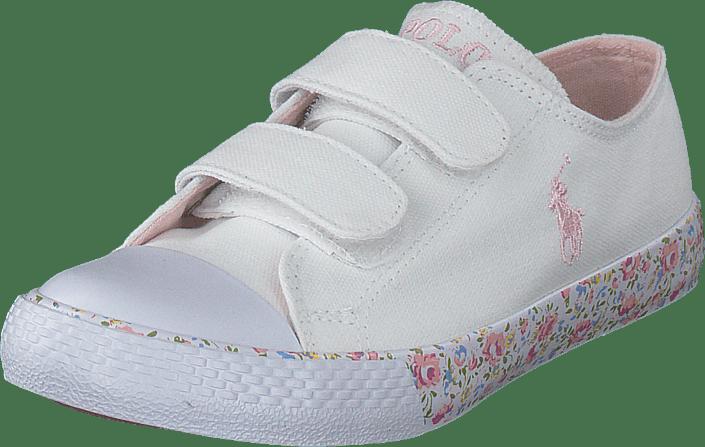 ee8024ddad6 Buy Ralph Lauren Junior Slone Ez C White white Shoes Online ...