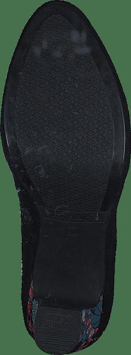 Kjøp Tamaris 22431-098 Black Comb Sko Online