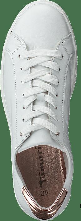 Tamaris - 23631-154 White Rose Metallic